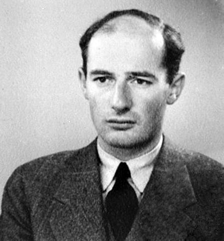 Raoul Wallenberg vor seinem Tod im Jahr 1947. Quelle: Wikipedia. https://creativecommons.org/licenses/by/2.0/